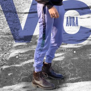 Emphasizing on the tactility of marble , VC introduces jogger pants that are super lightweight and comfortable ; having  an athletic appearance and tappered in at the legs. Fabric : French terry ( 100% cotton ) Weight : 240/gsm  Sizes : XS , S , M , L